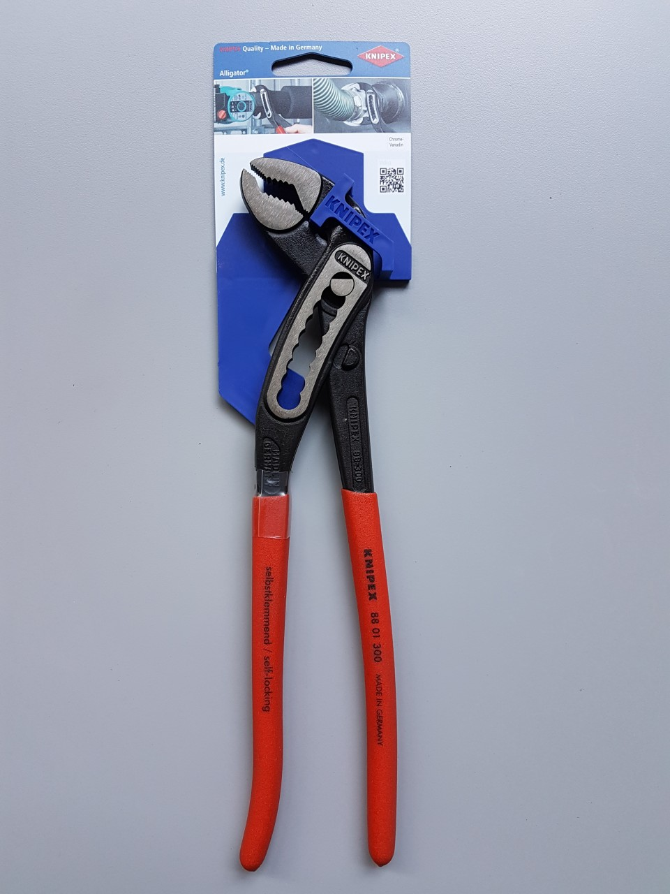 Knipex waterpomptang Knipex waterpomptang