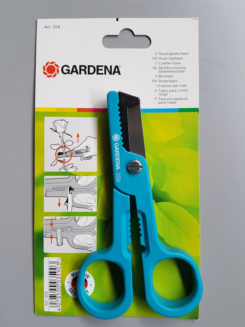 Gardena bloemenschaar Gardena bloemenschaar