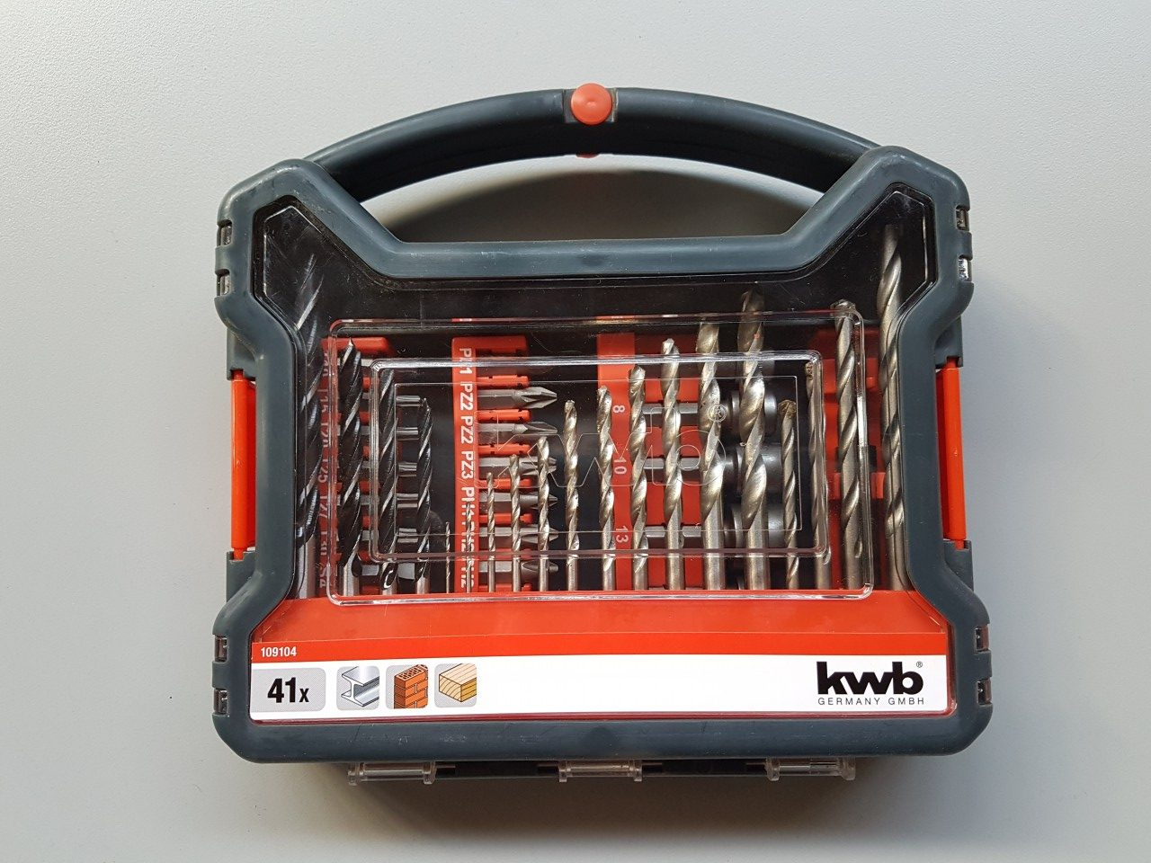 KWB bit-borenset KWB bit-borenset