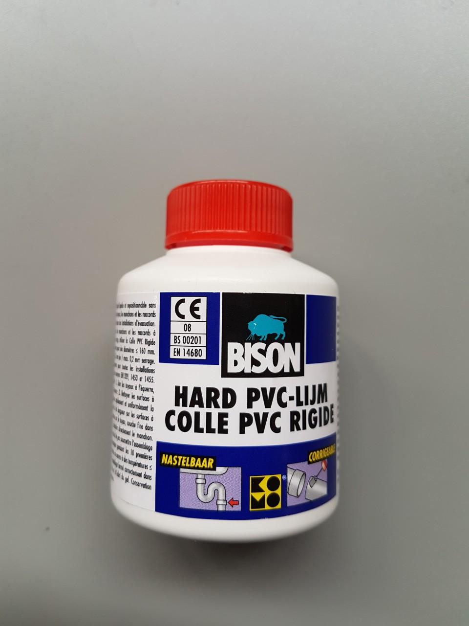 hard pvc-lijm