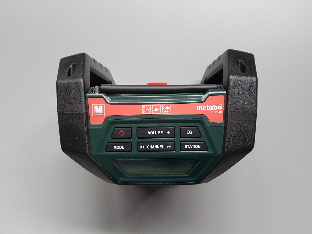 Metabo bouwradio Metabo bouwradio