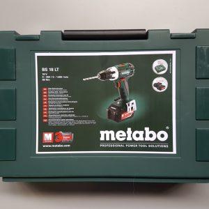 Metabo accuboormachine BS18LT