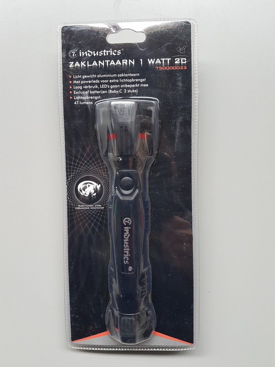 Led zaklantaarn