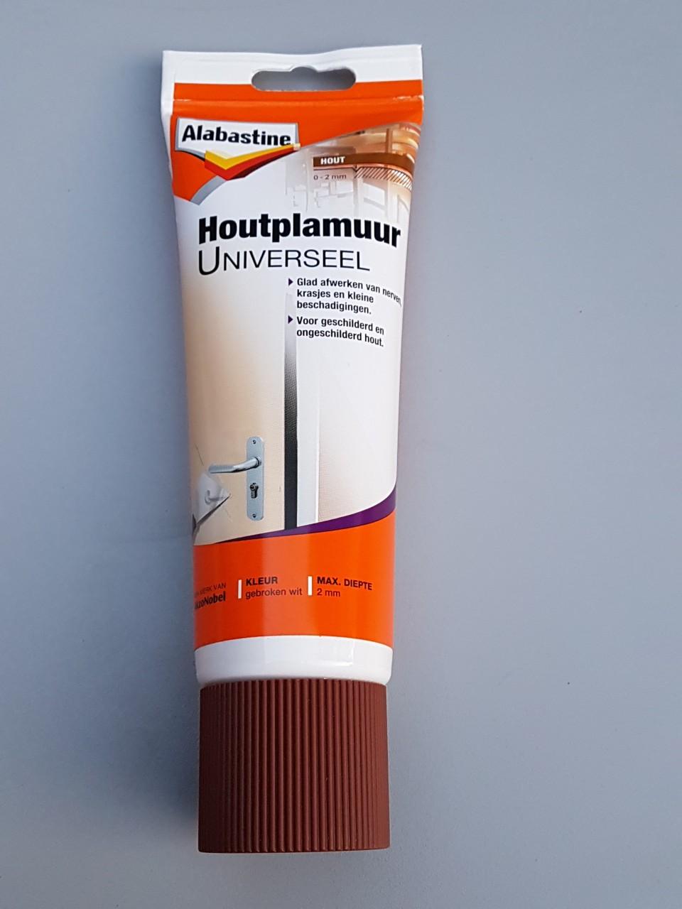 Alabastine houtplamuur 400gr.