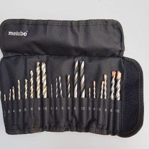 Metabo borenset 20-delig