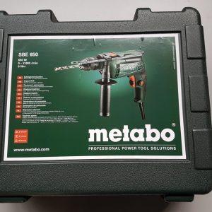 Metabo klopmachine
