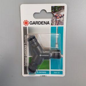 Gardena driewegstuk