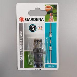 Gardena koppelstuk