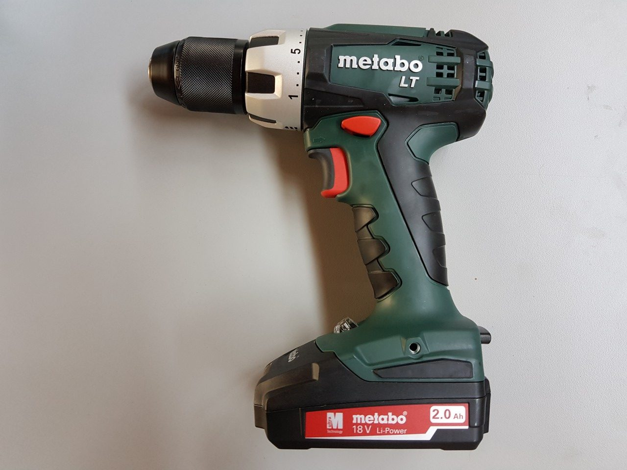 Metabo accuboormachine BS18LT